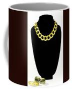 Circles Coffee Mug by Diana Angstadt