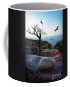 Circling Vultures Coffee Mug