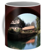 Circular Arc View Coffee Mug