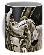 Circus Elephant Coffee Mug
