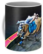 Circus Horse Trickster Coffee Mug