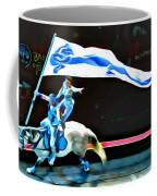 Circus Horseback Act Coffee Mug