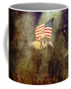 Circus Usa Flag Coffee Mug