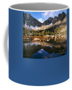 Cirque Of The Towers In Lonesome Lake 2 Coffee Mug