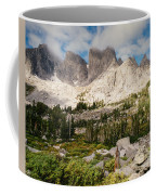 Cirque Of The Towers Coffee Mug