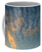 Cirrocumulus Morning Coffee Mug
