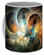 Cirrostratus Coffee Mug by Kim Sy Ok