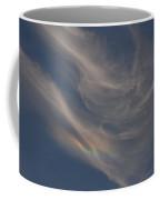 Cirrus Rainbow Cloud Coffee Mug