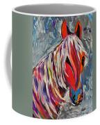 Cisco Abstract Horse  Coffee Mug
