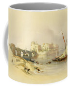 Citadel Of Sidon Coffee Mug