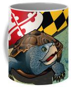 Citizen Terrapin Maryland's Turtle Coffee Mug
