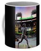 Citizens Bank Park - Mike Schmidt Statue Coffee Mug