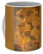 Citizens Of Earth Coffee Mug by Pamela Allegretto