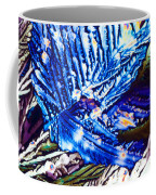 Citric Acid Microcrystals Abstract Color Art Coffee Mug