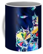 Citric Acid Microcrystals Color Abstract Art Coffee Mug