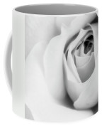 Citrine Rose Bw Palm Springs Coffee Mug