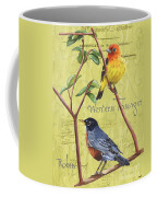 Citron Songbirds 2 Coffee Mug