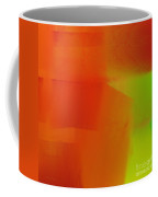 Citrus Connections Abstract Square 2 Coffee Mug