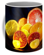 Citrus Season Coffee Mug by Anastasia Savage Ealy
