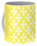 Citrus Twirl Coffee Mug by Linda Woods