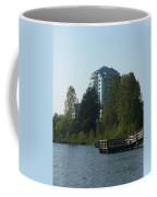 City And Country Meet Coffee Mug
