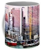 City And Water Coffee Mug