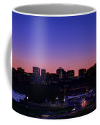 City At The Edge Of Night Coffee Mug