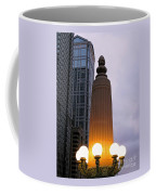 City At Twilight Coffee Mug