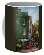 City - Baltimore - Fells Point Md - Bertha's And The Greene Turtle  Coffee Mug