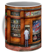 City - Baltimore Md - Explore The Land Of Beer  Coffee Mug