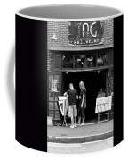 City - Baltimore Md - Tag Galleries  Coffee Mug