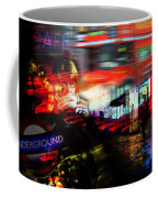 London City Cafe Culture Coffee Mug