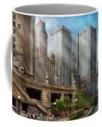 City - Chicago Il - Continuing A Legacy Coffee Mug