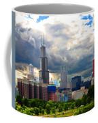 City Color Crazy Coffee Mug