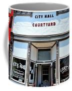 City Hall Courtyard Coffee Mug