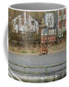 City Horse Coffee Mug