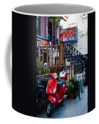 City Jazz Coffee Mug