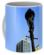 City Lamp Post Coffee Mug