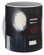 City Lights After Rain Coffee Mug