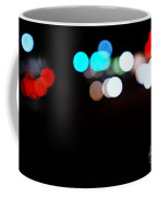 City Night Lights Coffee Mug