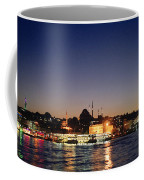 Colours Of Istanbul Coffee Mug