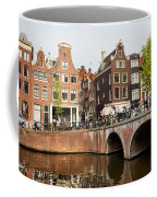 City Of Amsterdam In Holland Coffee Mug