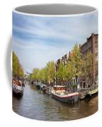 City Of Amsterdam In The Netherlands Coffee Mug