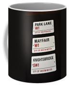 City Of Westminster Coffee Mug