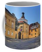 City Of Zagreb Historic Upper Town Coffee Mug