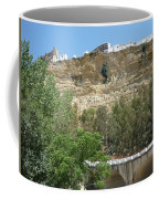 City On A Cliff Coffee Mug