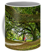 City Park Stroll 2 Coffee Mug