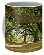 City Park Stroll Coffee Mug
