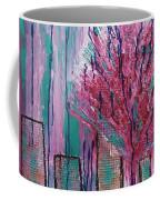 City Pear Tree Coffee Mug