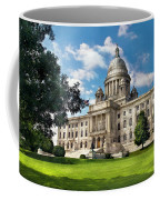 City - Providence Ri - The Capitol  Coffee Mug